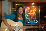 Symone in Concert at Lulu Beans Coffee House in Willmar